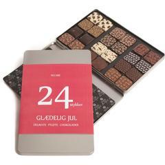 Pecaré, 24 fyldte dessertchokolader 255g