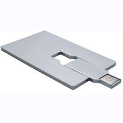 USB memory stick i visitkort størrrelse