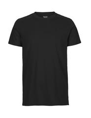 100 % certificeret Fairtrade t-shirt med logo