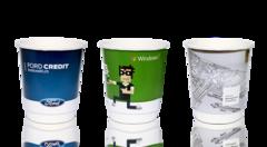 Papkrus til varme drikke - Vælg mellem 200 og 300 ml indhold