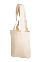 Kraftig mulepose med logo tryk. Option! logo etiket i siden af posen. Vælg mellem 14 farver