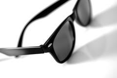 Solbriller med logo