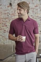 Luksus Polo-shirt med Lycra