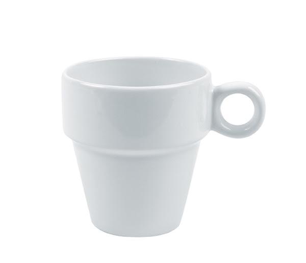 kopp med logo