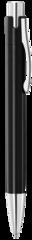 Kuglepen med metal klip