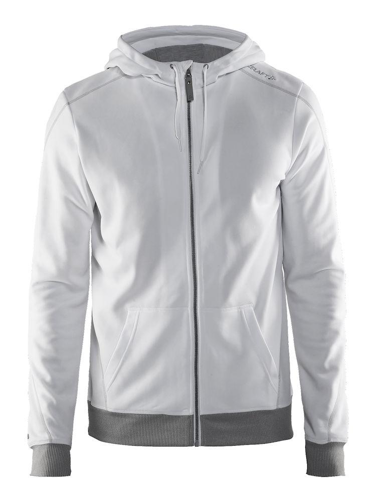 Craft Casual hoodie med logo (herre og dame)