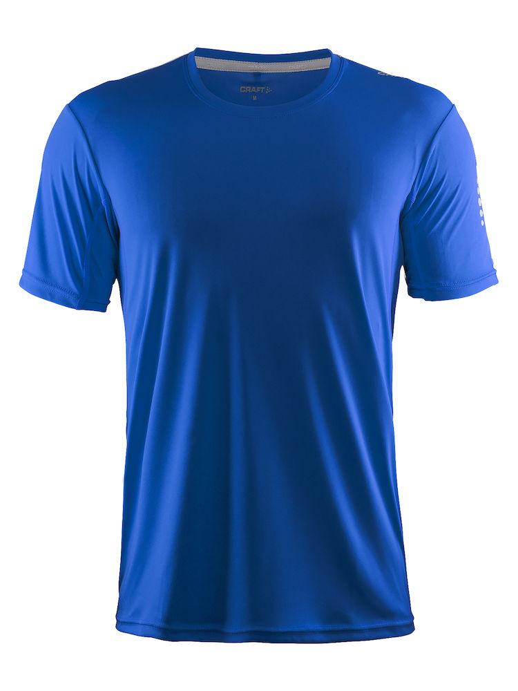 Craft løpe t skjorte med logo