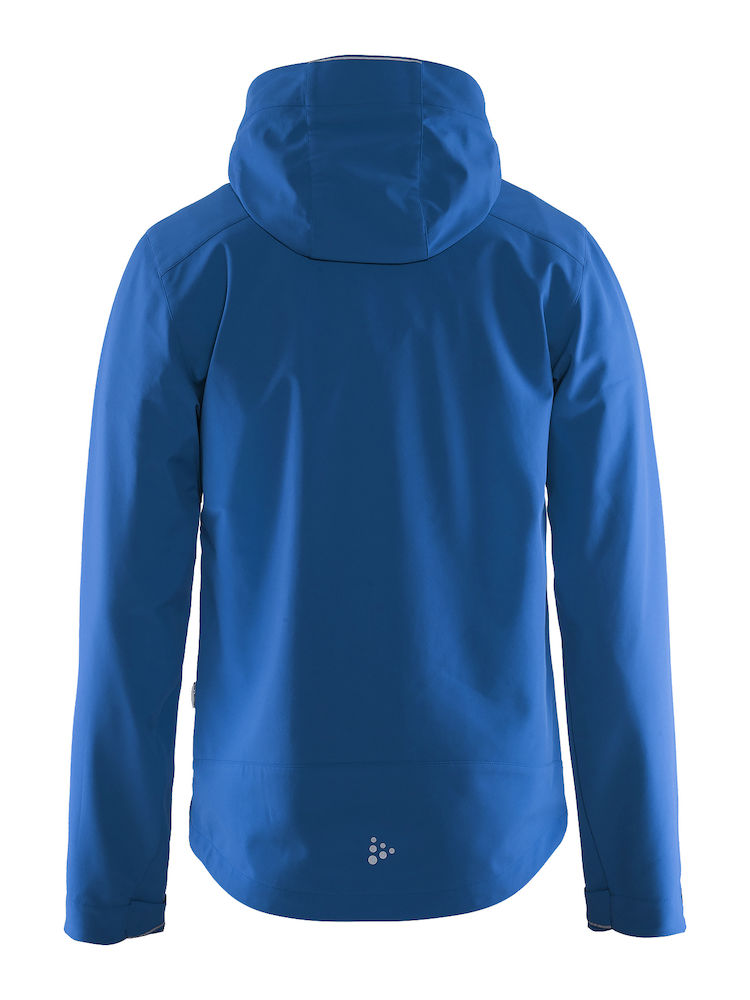 Craft Light Softshell jakke med logo