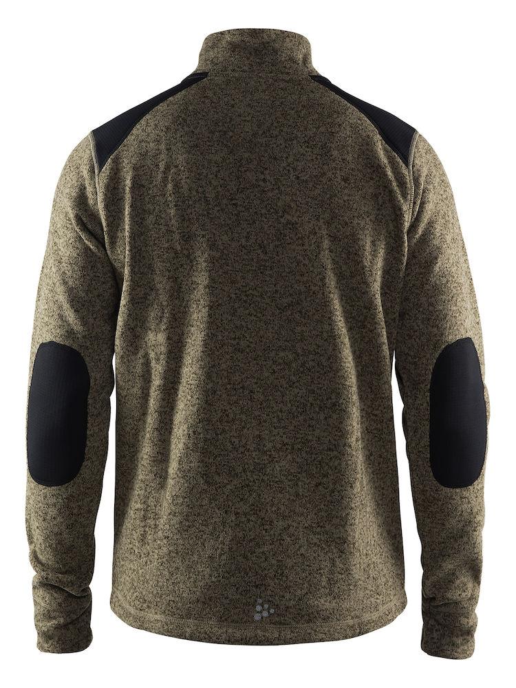 2841c3c0 Rigtig smart Zip Fleece jakke fra Craft med logo