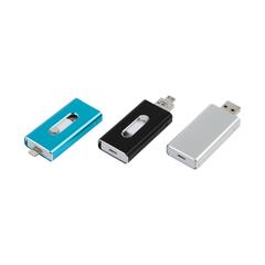 Moderne USB med logo
