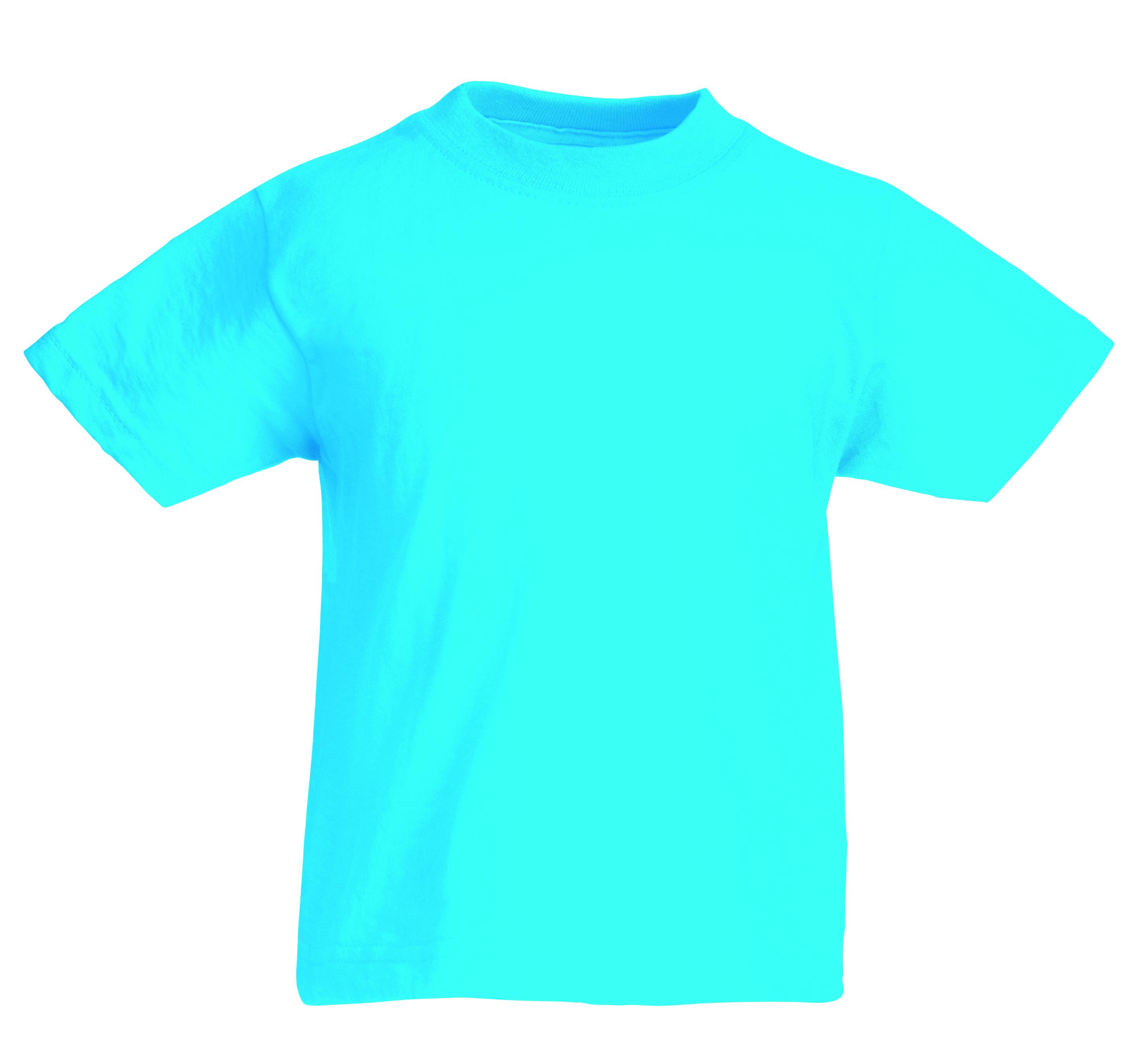 farbiges unisex t shirt mit guter passform mit logodruck. Black Bedroom Furniture Sets. Home Design Ideas