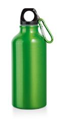 Aluminium drikkedunk 0.4L med karabinhage.