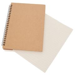 """""""A5"""" Miljøvenlig notesbog med logo"""