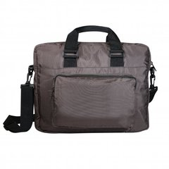 Miljøvenlig 2-i-1 taske med laptop etui i recirkuleret materiale