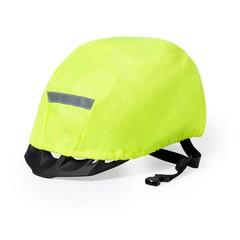frontsiden af hjelmen