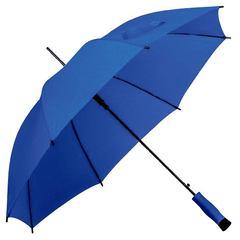 Paraply med logo tryk. Med automatik funktion