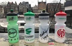 Organisk logo drikkedunk produceret i Europa