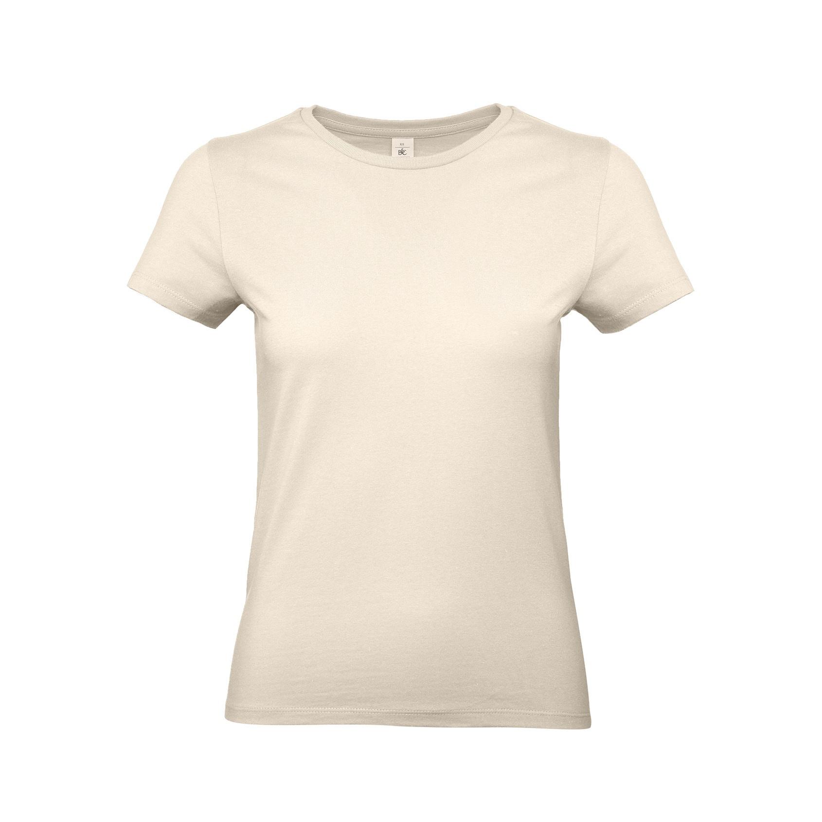 Dame t shirt kraftig kvalitet