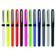 Fra 250 stk. Kvalitets Roller pen med logo tryk