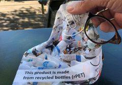 Miljørigtig Pudseklud af 100% genanvendte plastik flasker