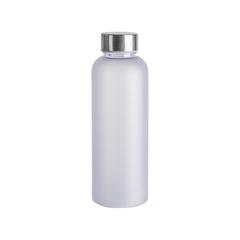Frostet 0.5L drikkeflaske med logo