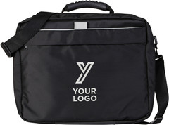 Laptop taske med logo