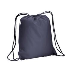 Miljøvenlig rygsæk/gymnastikpose af genanvendte PET flasker