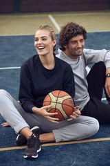 Bæredygtig Active sweatshirt i unisex model