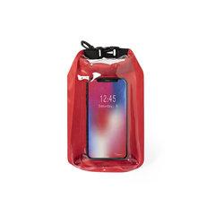 Vandtæt mobiltaske med logo