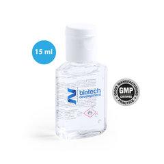 ⚠️ 15ml Håndsprit/Håndgel i flasker med logo