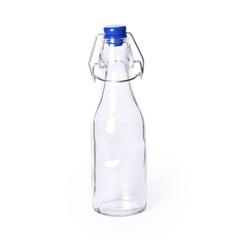 Retro Glasflaske med logo