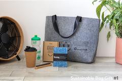 Bæredygtig gave til kunder og personale