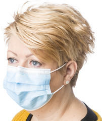 Engangs mundbind EN 14683 - Ikke steriliseret