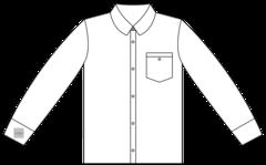 Shirt h%c3%b8jre %c3%a6rmeende