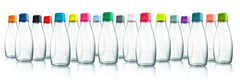 Retap vandflaske med logo - 0.5L