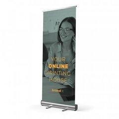 Roll up banner - Bedste kvalitet - 85 x 200 cm