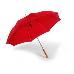 Automatik paraply med logo tryk